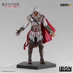 Iron Studios - Assassins Creed: Ezio Auditore 1/10