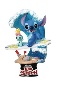 Beast Kingdom - Disney: Stitch Surf's