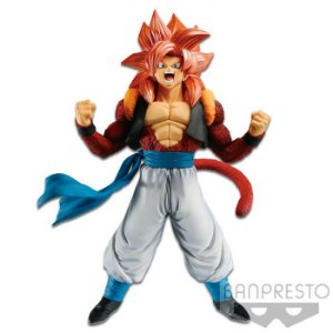 Estatua Dragon Ball Super: Gogeta Super Sayajin Blood of saiyan Special V