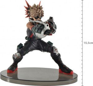 Estatua My Hero academia: Katsuki Bakugo Enter the Hero