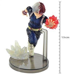 Estatua My Hero Academia: Shoto Todoroki Enter The Hero