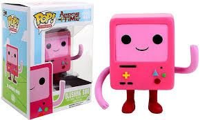 FunKo Pop Adventure Time: Blushing BMO 321
