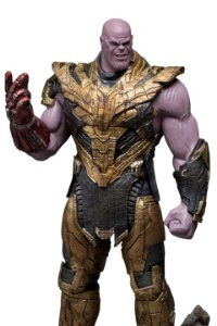 Iron Studios Avengers End Game: Thanos Black Order Art Scale 1/10