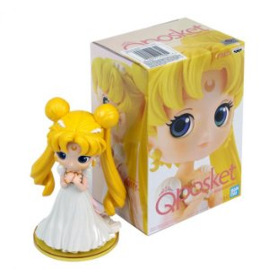 Q-Posket Sailor Moon: Princesa Serenity Pretty Guardian