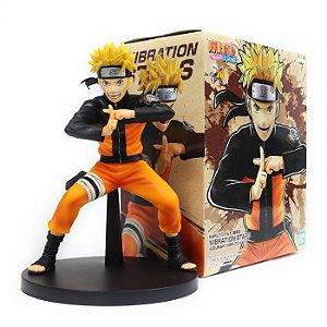 Estatua Naruto Shippuden: Uzumaki Naruto - Vibration Stars