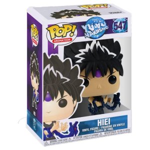 Funko Pop  Ghost Files Yuyu Hakusho: Hiei 547