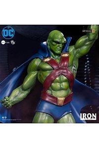 Estatua Iron Studios DC: Martian Manhunther Art Scale 1/10