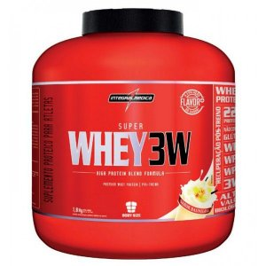 Super Whey 3W - 1800g - IntegralMédica