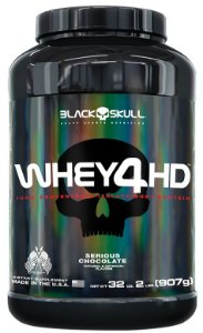 Whey 4hd - 907g Blackskull