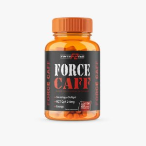 Force Caff 60 Cápsulas - F2 FORCE FULL