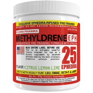 Methyldrine Eph 270g - Clone Pharma (pre-Workout)