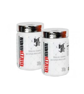 Combo 2 Glutamina 300g - Stell Nutrition