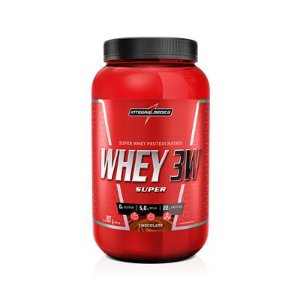 WHEY 3W SUPER INTEGRALMEDICA 900GR