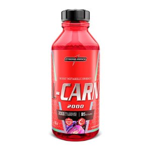 L-carn 480ml Integralmedica - Carnitina Líquida - Original