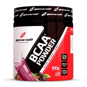 Bcaa em pó 100g Bcaa powder - Body Action