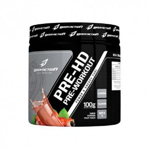 Pré Treino PRE HD BLACK 100g - BodyAction