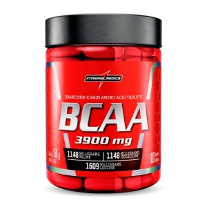 Bcaa 3900mg 100 Tablets - Integralmedica