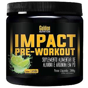Impact Pre-Workout 300 gramas