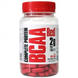 Bcaa 2g por tablete 120 Tabs - Red Series