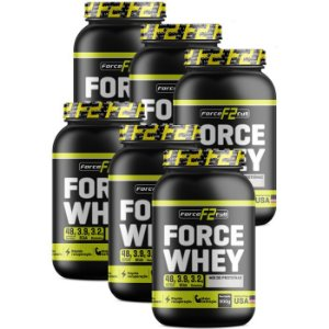 6X FORCE WHEY 48GR PROTEINA 900GR