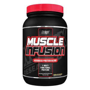 MUSCLE INFUSION 907G BAUNILHA