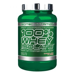 100% WHEY ISOLATE 700GR CHOCOLATE SCITEC