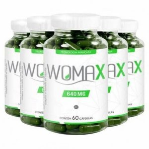 Womax - Promoção 5 Unidades -NATURE