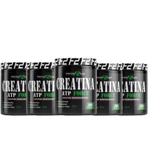 5X CREATINE ATP FORCE FULL 300GR