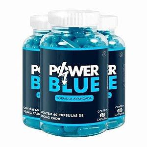 Power Blue - Promoção 3 Unidades - ESTIMULO NATURAL
