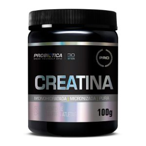 Creatine Pura 100g - Probiótica