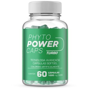Phyto Power Caps Turbo - ORIGINAL