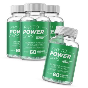 Phyto power 60 caps pague 2 leve 4 - ORIGINAL