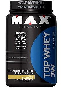 Top Whey 900g - Max titanium