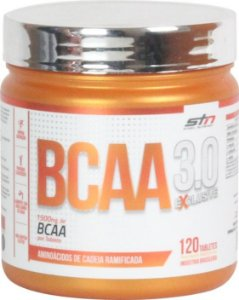 BCAA 3.0 EXCLUSIVE `120 TABLETES`