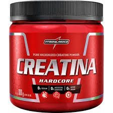 CREATINA HARDCORE RELOAD- 300g INTEGRALMÉDICA