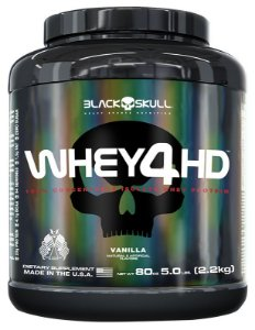 Whey 4hd - 2,2kg - Blackskull