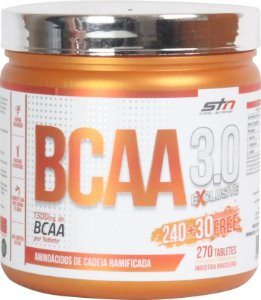 BCAA 3.0 EXCLUSIVE 270 TABLETES`