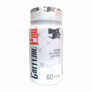 CAFEINA PRO  420 mg BLACK BELT 60 CAPSULAS
