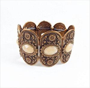 Bracelete elastic Girassol