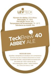 Abbey Ale - Levteck