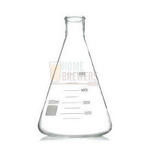 Erlenmeyer 1000 ml boca estreita