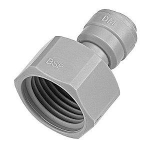 DMFIT Conexão Engate Rápido 1/2 x Rosca Interna 5/8 - AFAB0708F