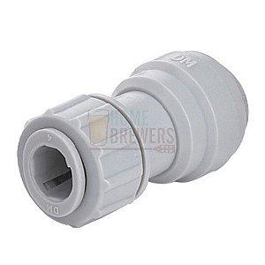 DMFIT Conexão Engate Rápido 3/8 x 3/8 tubo - APSUC0606