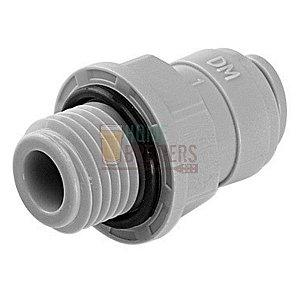 DMFIT Conexão Engate Rápido 3/8 x Rosca Externa 3/8 - AMCB0606