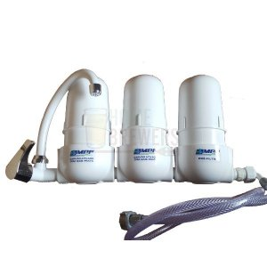 Filtro triplo de H2O