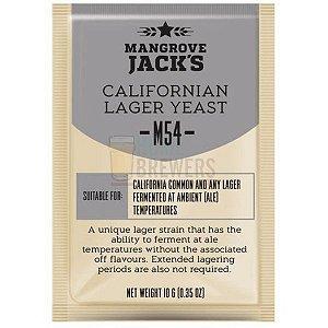 Levedura Mangrove Jacks Californian Lager M54