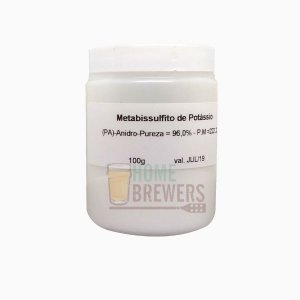 Metabissulfito de Potássio