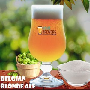 KIT Belgian Blond 30L