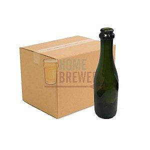 Garrafa Champagne 375ml - Cx. 12 Un.
