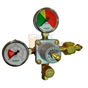 Manômetro Regulador de Pressão CO2 - FAMABRAS